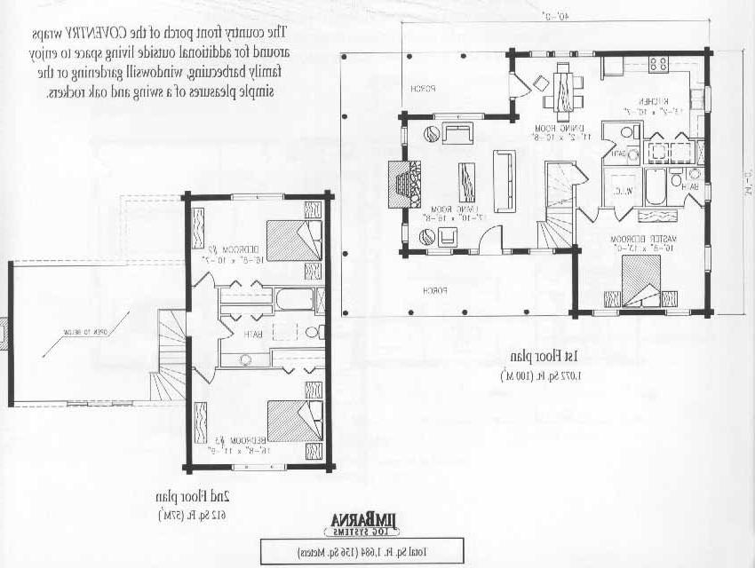 modern home floor plans designs