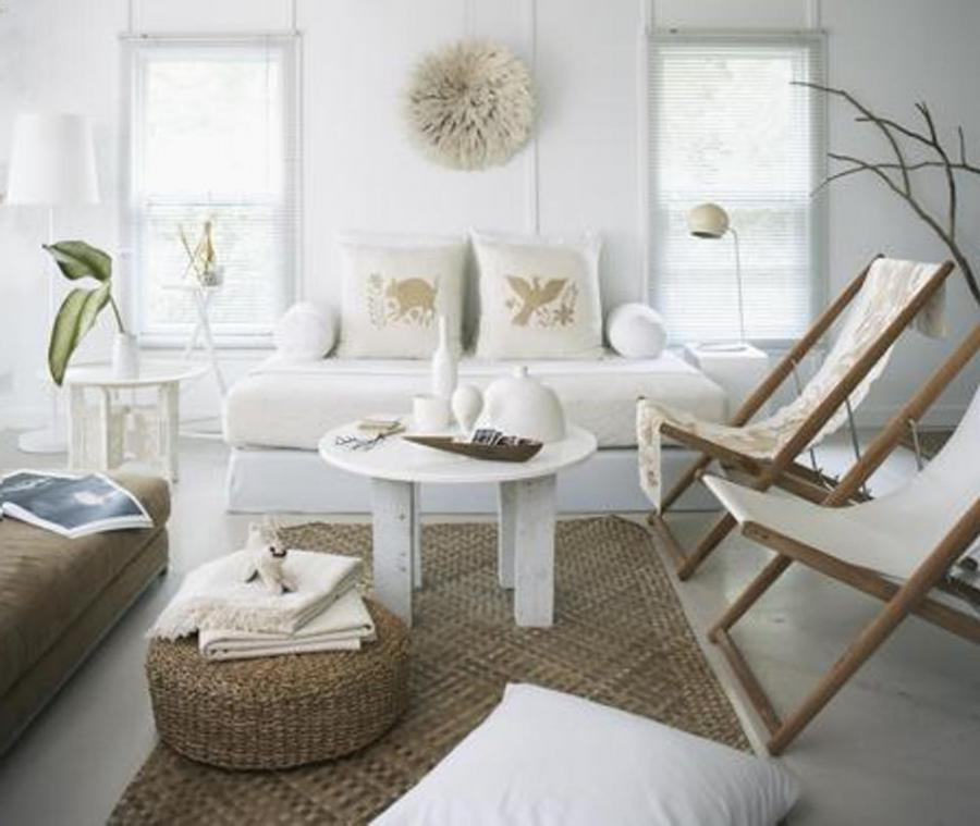 Chic Home Lighting Ideas: Beach Cottage Decorating Photos