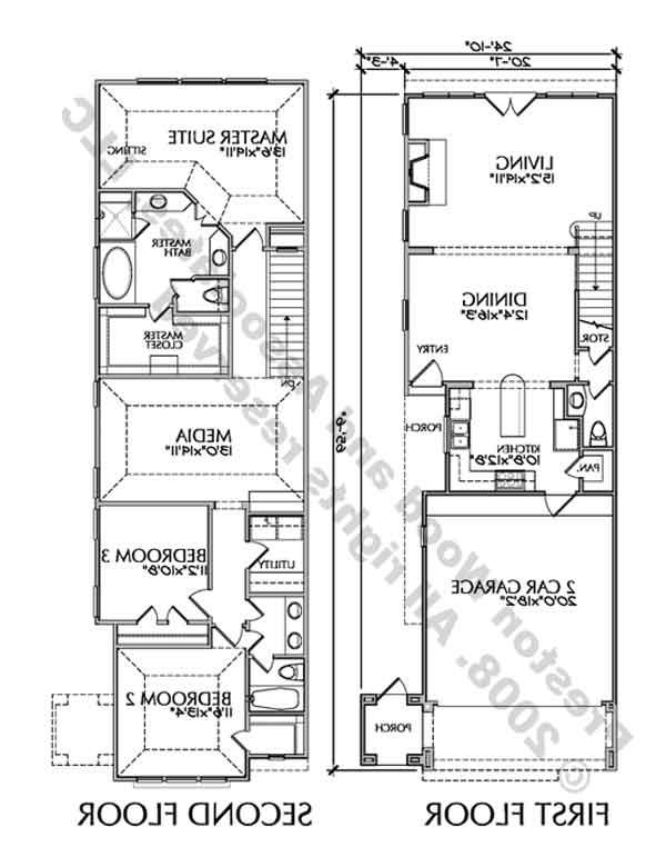 Urban house plans photos for Urban home plans