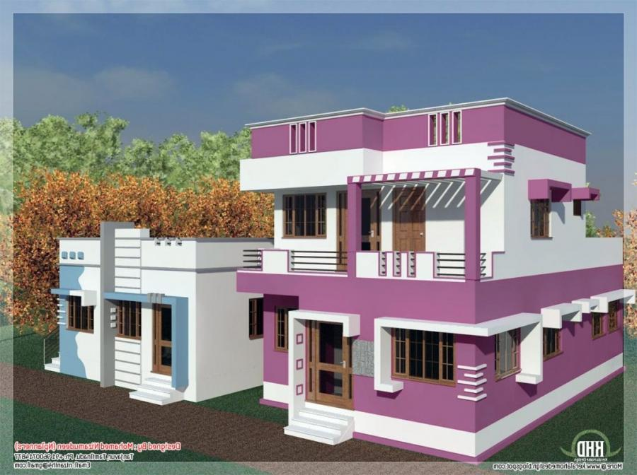 Front Elevation Of White House : Photo gallery of front elevation indian houses