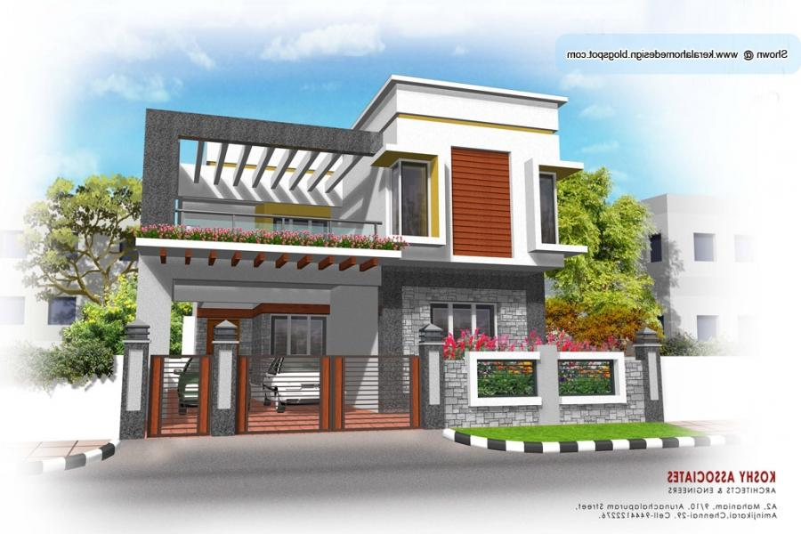 Front Elevation Tiles In Chennai : Front elevation of house photos in chennai