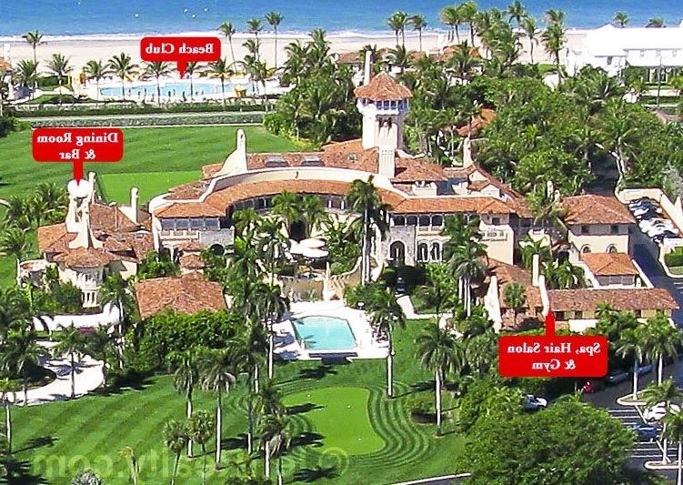 Donald trump house photo