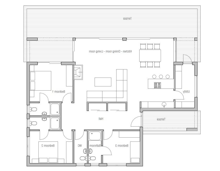 Simple Modern House Plans With Photos