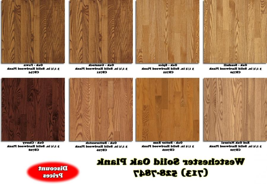 Oak Floor Stain Colors Photos