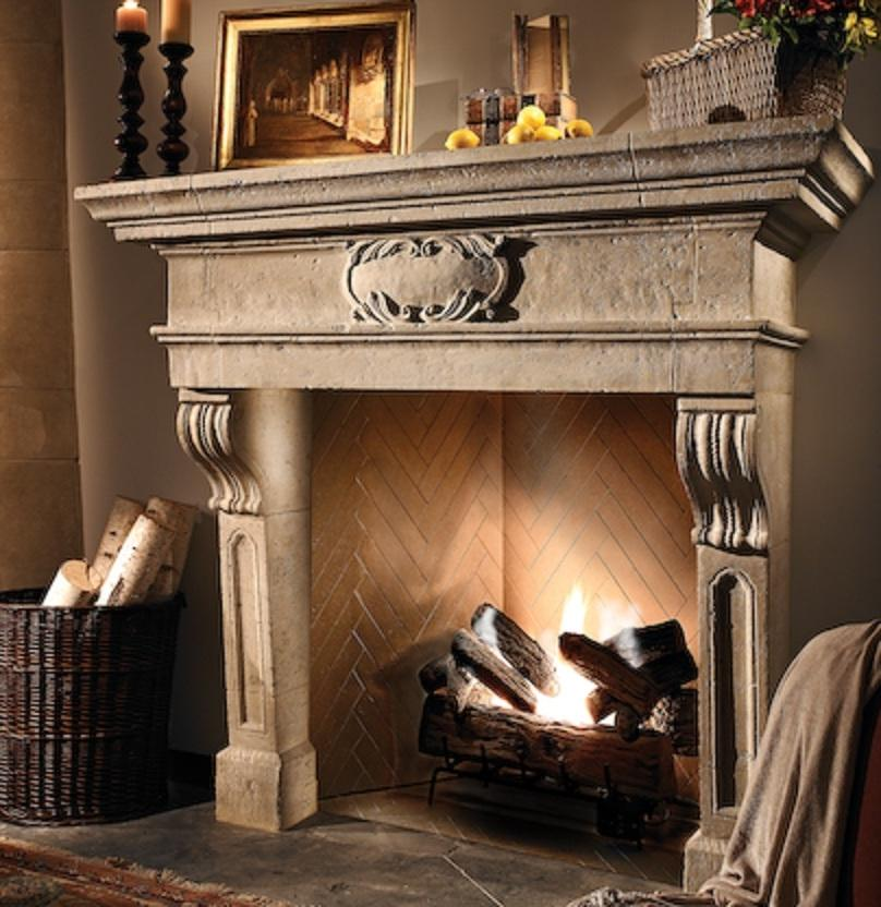 old stone fireplace the image kid has it. Black Bedroom Furniture Sets. Home Design Ideas