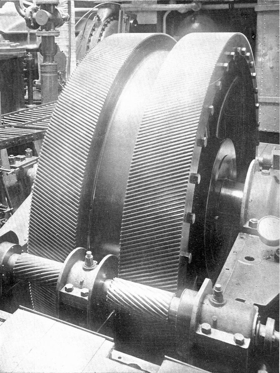 Big Ships Engine Rooms: Engine Photo Room Ship Steam