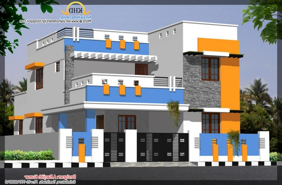 First Floor Elevation In Hyderabad : House front elevation photos in hyderabad
