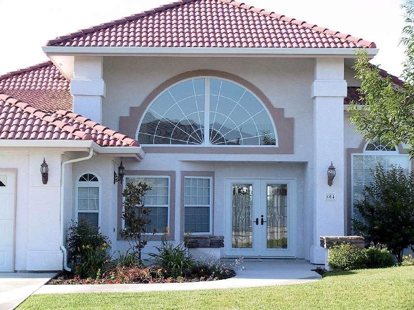 Front Elevation Of Duplex Houses : Front elevation of duplex house joy studio design