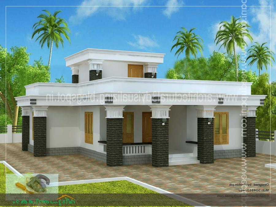 Kerala Low Cost House Photos