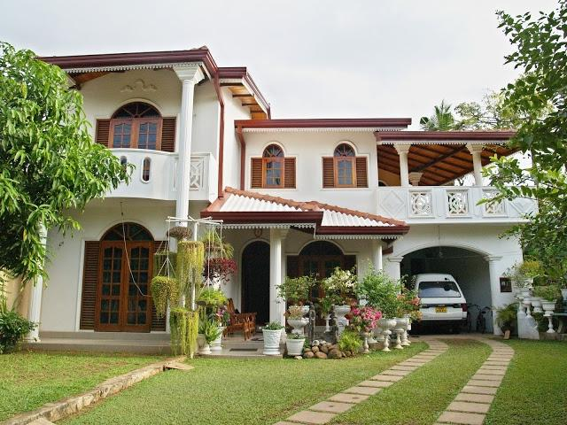 New House Design Photos: New House Plans With Photos In Sri Lanka