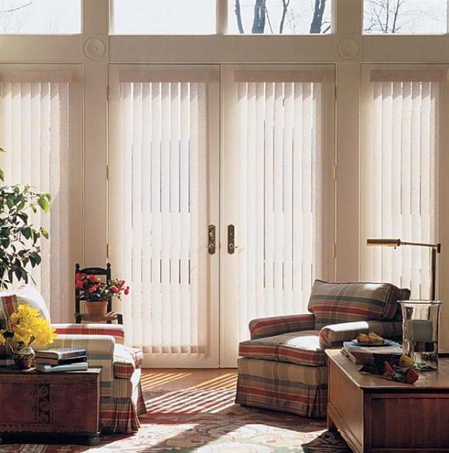 Photos Of French Door Window Treatments