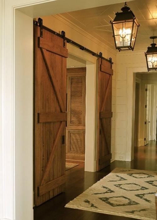 Photos Of Interior Barn Doors
