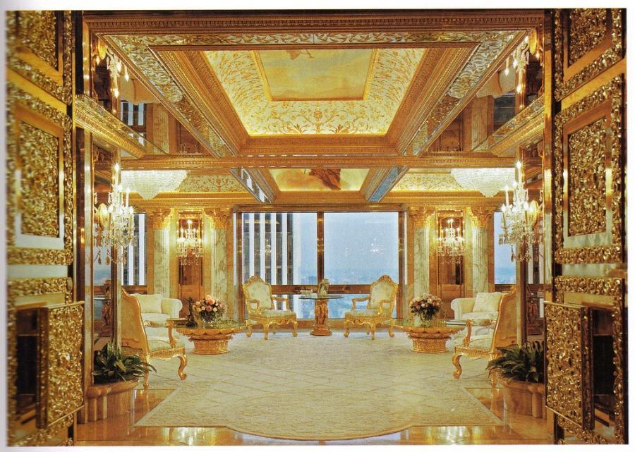 Donald Trump Apartment Photos Trump Tower