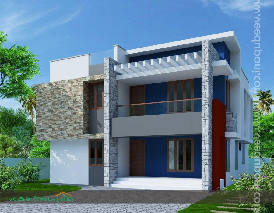 Kerala low cost house photos for Low cost building