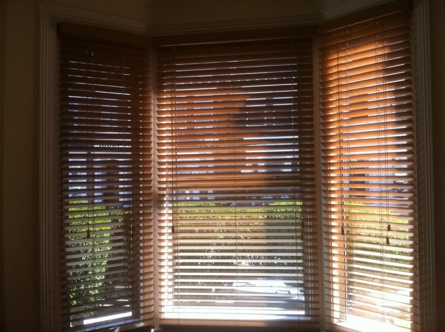 Photos Of Windows With Wood Blinds